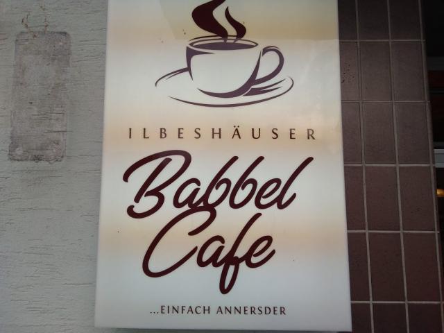 Logo Ilbeshäuser Babbel Cafe