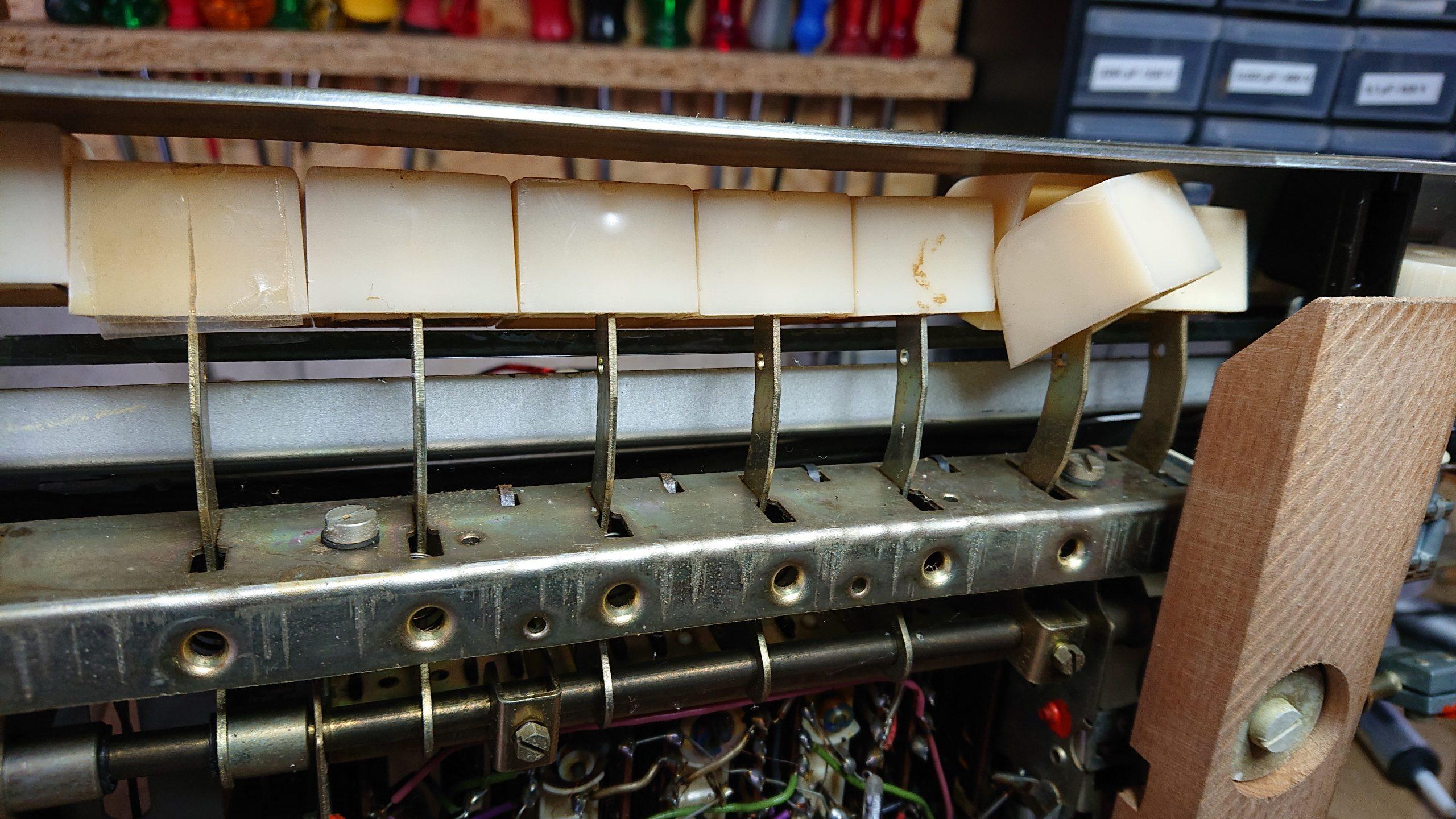 Tastatur beschädigt
